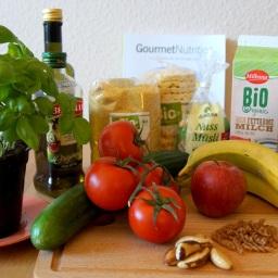 Das Nähr-Stoff Prinzip -Lebensmittelliste