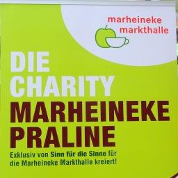 Schokoladenzauber in der Marheineke- Markthalle